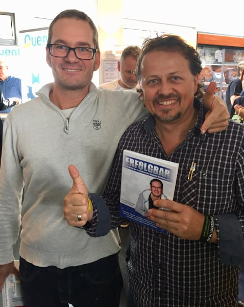 Erfolgbar machen - Finanzielle Selbstverteidigung  mit Florian Schoel