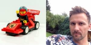 Geldanlage Lego