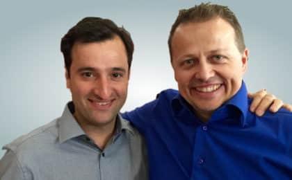 Interview mit Alireza Zokaifar und Roland Hamm