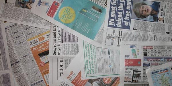 019 20 Zeitungs Life Hacks, was du mit einer alten Zeitung noch alles machen kannst