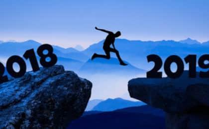 Ziele erreichen 2019 - Neujahrsvorsätze
