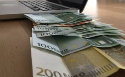 Abo Mastersystem Gelddruckmaschine