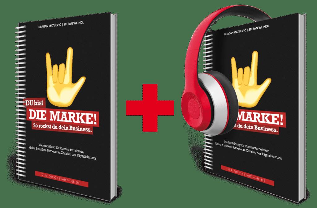 Du bist die Marke! Jetzt kostenlosen Report downloaden (klick)