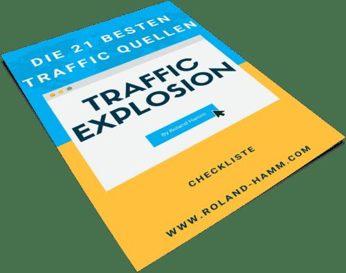Checkliste mehr Traffic generieren