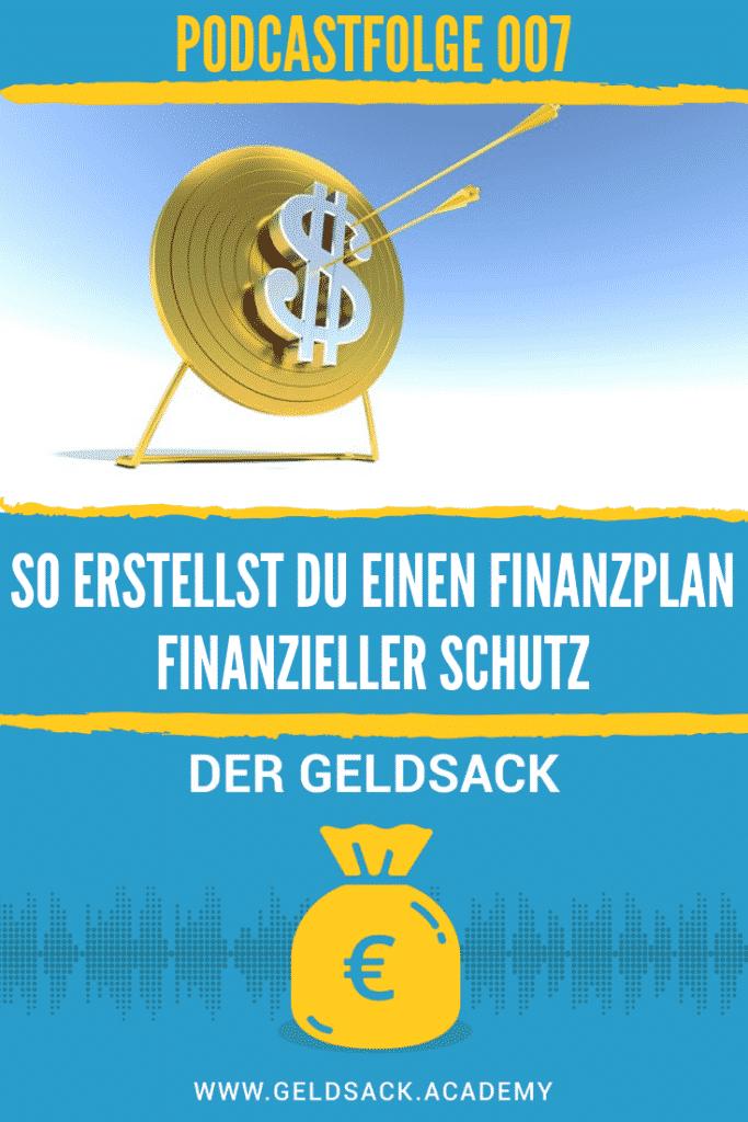 So erstellst du einen Finanzplan - Finanzieller Schutz