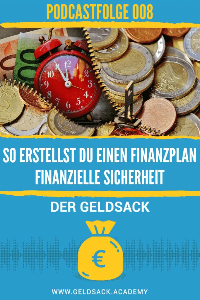 So erstellst du einen Finanzplan - Finanzielle Sicherheit