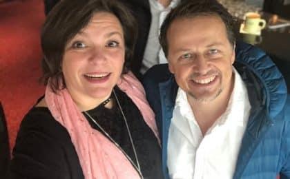 Geldblockaden lösen Interview mit Christine Hofmann
