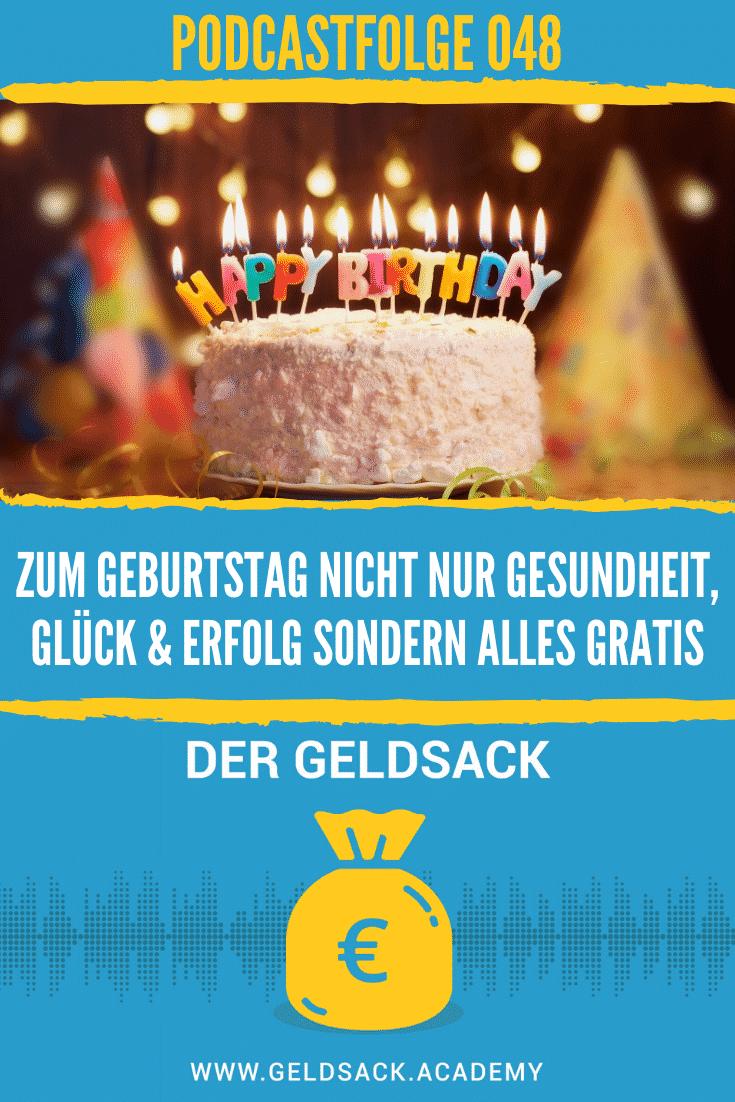 Geburtstag Gratis Eintritt