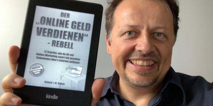 """060 Der """"online Geld verdienen""""-Rebell – Mein neues Buch"""